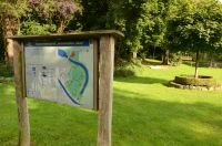 Naturlehrpfad im Bürgerpark